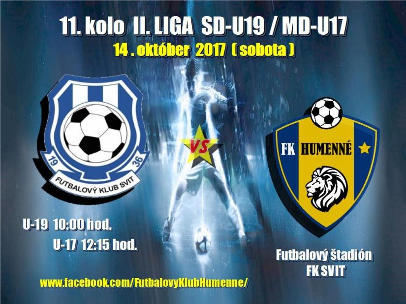 0f6bc6a4b Pozvánky na futbalové zápasy 14. - 15. októbra 2017 ::: Aktuality a ...