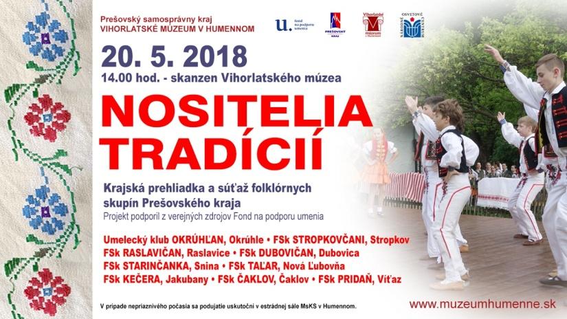 b04f6b470 Nositelia tradícií 2018 ::: Aktuality a oznamy ::: Mesto Humenné ...