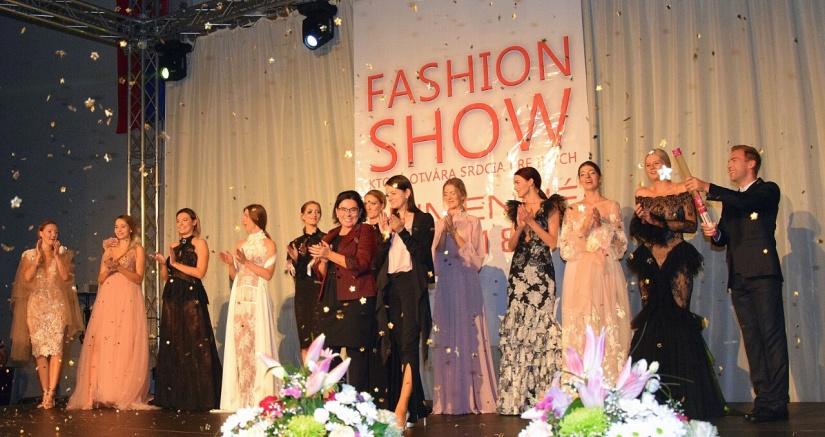 319e9c625c32 Fashion show otvorila srdcia pre iných     Aktuality a oznamy ...