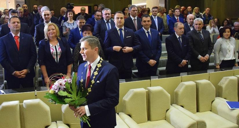 0aa380a55 Nový primátor a poslanci zložili sľub ::: Aktuality a oznamy ...