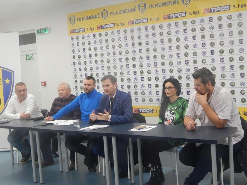eeee755edc6eb FK Humenné má nového trénera, správnu radu aj manažéra ::: Aktuality ...