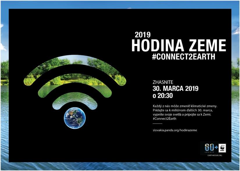efb00f71d Hodina Zeme 2019 je posolstvom nádeje a činu ::: Aktuality a oznamy ...