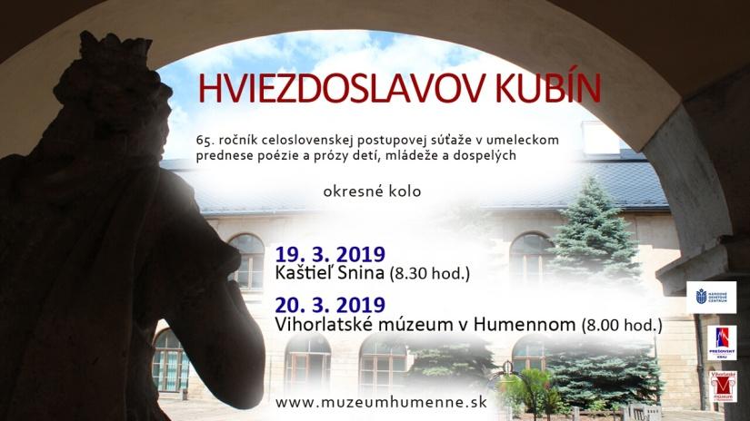 53c0731af Hviezdoslavov Kubin 2019 ::: Aktuality a oznamy ::: Mesto Humenné ...