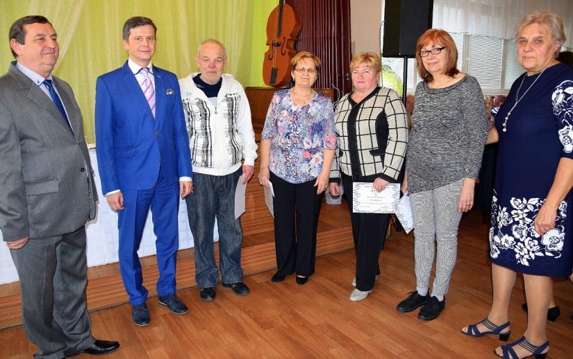 bc6bd3bd9 Jednota dôchodcov Slovenska odmenila jubilantov zo svojich radov :::  Aktuality a oznamy ::: Mesto Humenné ::: www.humenne.sk