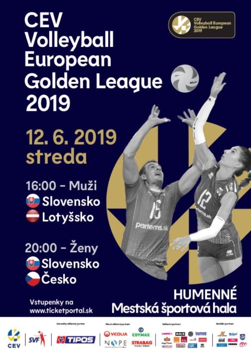 611476e12b235 Zlatá európska liga vo volejbale aj v Humennom! ::: Aktuality a ...