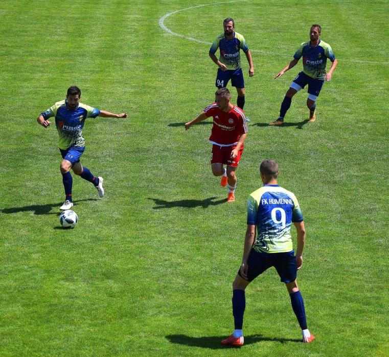 4b7f4f7c88c09 Prípravný zápas FK Humenné vs. Partizán Bardejov ::: Aktuality a ...