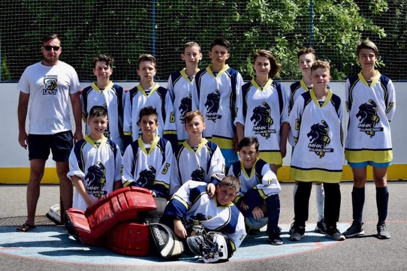 f77d3d74fa106 Hokejisti vs. florbalisti ::: Aktuality a oznamy ::: Mesto Humenné ...